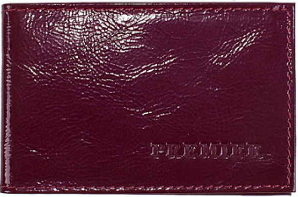 Визитница женская Premier, цвет: розовый. 176276