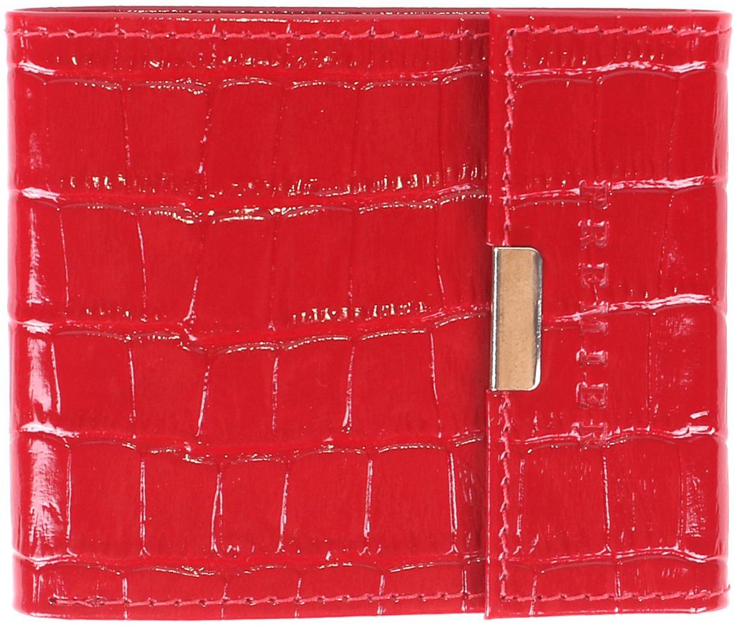 Портмоне женское Premier, цвет: красный. 186545