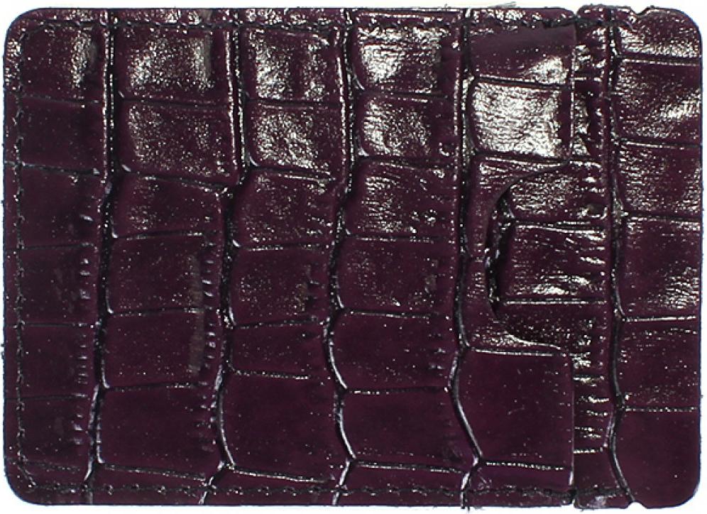 Визитница женская Premier, цвет: фиолетовый. 186883