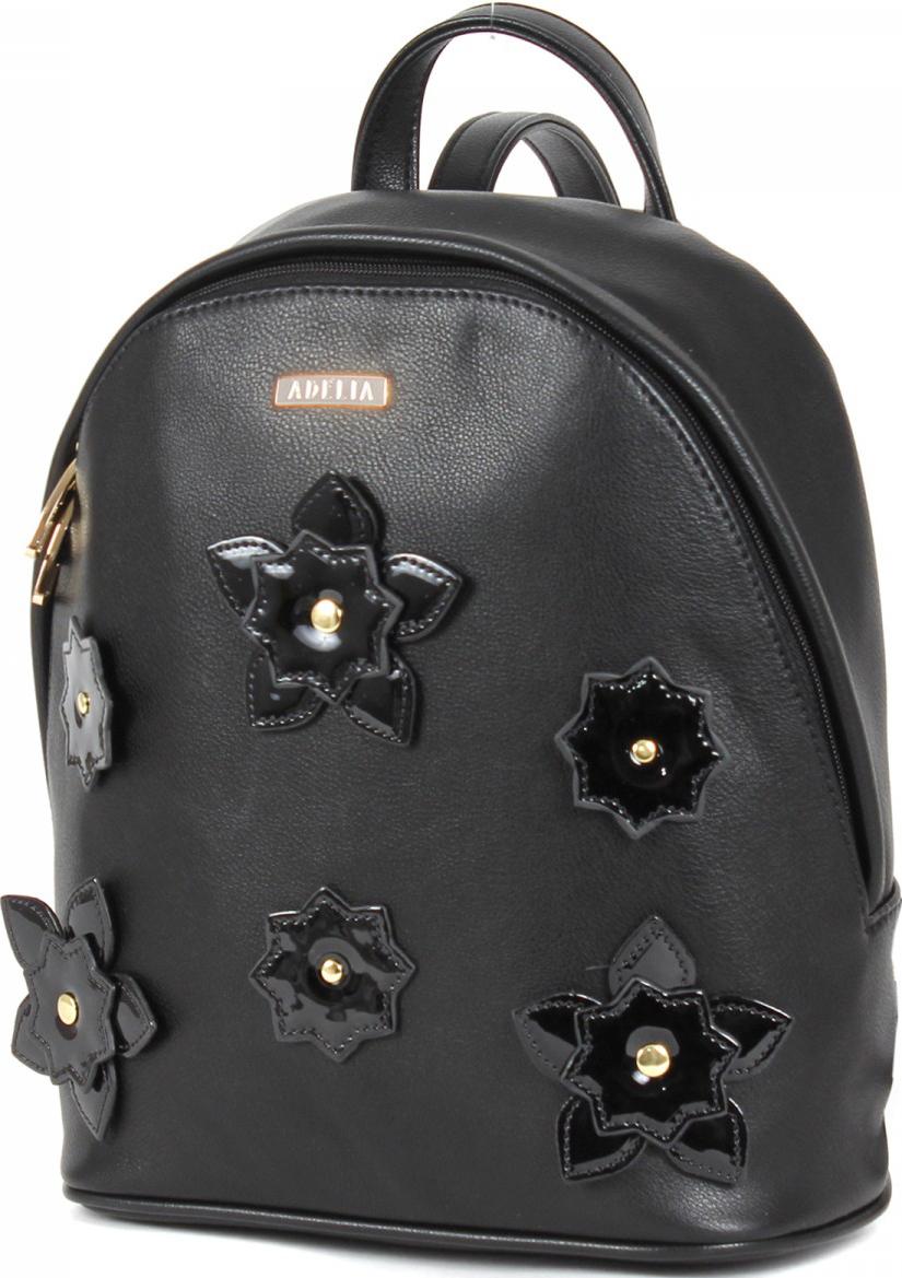 Рюкзак женский Adelia, цвет: черный. 196197