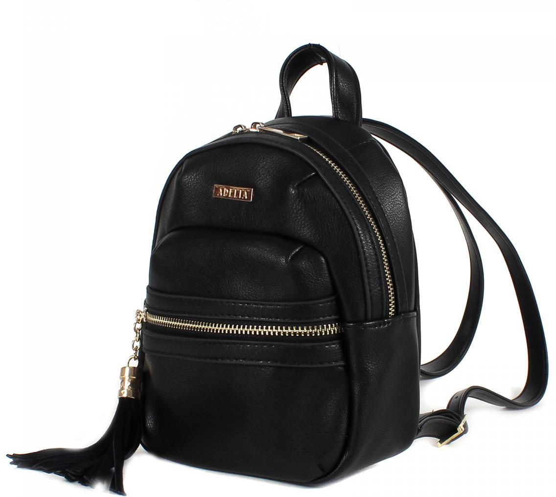 Рюкзак женский Adelia, цвет: черный. 196221