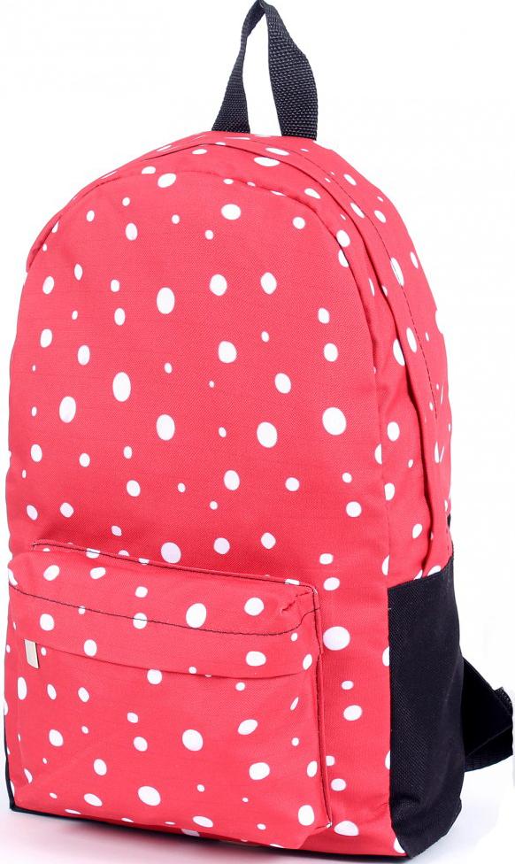 Рюкзак женский Юпитер, цвет: красный. 196463