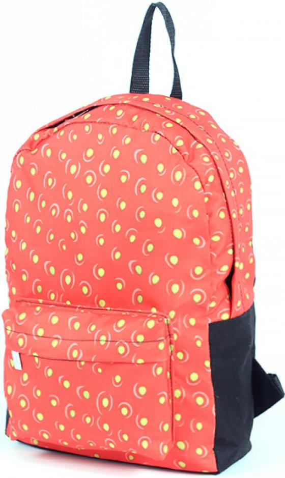 Рюкзак женский Юпитер, цвет: красный. 196484