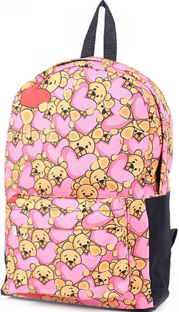 Рюкзак женский Юпитер, цвет: розовый. 196494