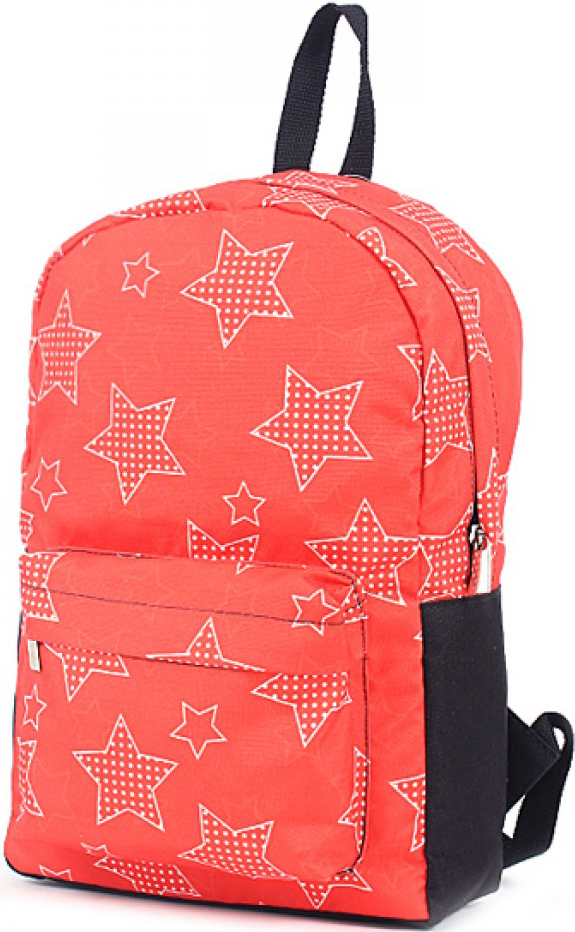 Рюкзак женский Юпитер, цвет: красный. 196506