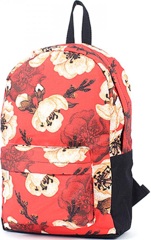 Рюкзак женский Юпитер, цвет: красный. 196509
