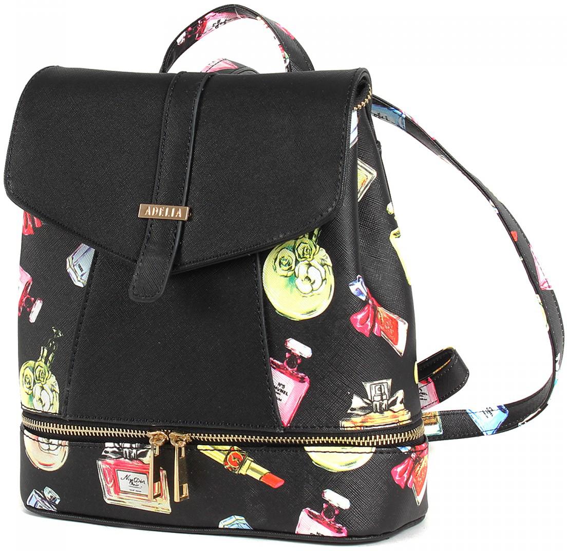 Рюкзак женский Adelia, цвет: черный. 199895