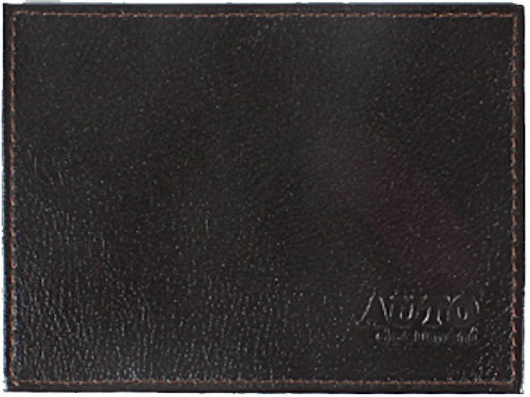 Обложка для автодокументов Premier, цвет: коричневый. 194051194051Обложка для авто.документов коричн.темный ладья