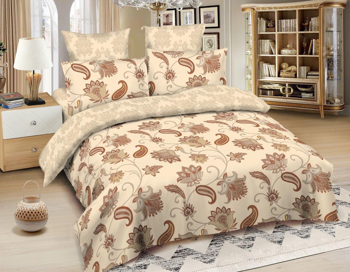 Комплект белья Amore Mio Varanasi, 2-спальный, наволочки 70x70, цвет: коричневый1065Роскошный комплект постельного белья ТМ Amore Mio изготовленн из сатина премиального качества. Ткань гладкая, шелковистая, необычайно приятная на ощупь. Традиционный дизайн добавит в любой интерьер тепла и уюта. Постельное белье практически не мнётся, не линяет, не деформируется, легко стирается и быстро сохнет. Покупая постельное бельё Amore Mio из сатина, Вы приобретаете безупречное качество по идеальной цене!