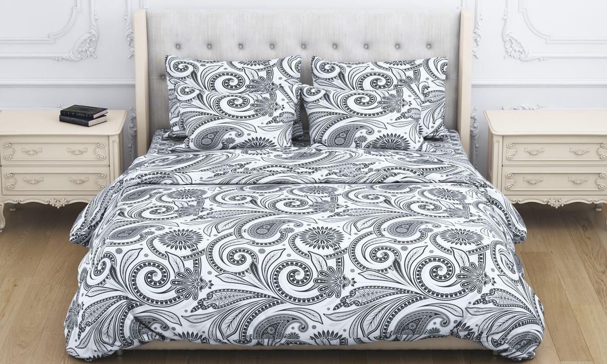 Комплект белья Amore Mio Shafran, 1,5-спальный, наволочки 70x70, цвет: серый1938Постельное белье Amore Mio производится из высококачественной бязи (100% хлопок). Натуральная ткань великолепно пропускает воздух,что позволяет белью не накапливать влагу и посторонние запахи. Материя абсолютно гипоаллергенна. Полотно прочное и износостойкое. При правильном уходе, комплект прослужит Вам долгие годы и не потеряет свой первоначальный вид. Бельё выпускается в трёх размерах: Размер 1,5-спального комплекта: простыня 215 х 145 см - 1шт, пододеяльник 215 х 145 см - 1шт, наволочка 70 х 70 см – 2 шт. Размер 2-спального комплекта: простыня 215 х 200 см - 1шт, пододеяльник 215 х 175 см - 1шт, наволочка 70 х 70 см - 2 шт.Размер комплекта Евро: простыня 215 х 200 см -1шт, пододеяльник 215 х 200 см - 1шт, наволочка 70 х 70 см - 2 шт.
