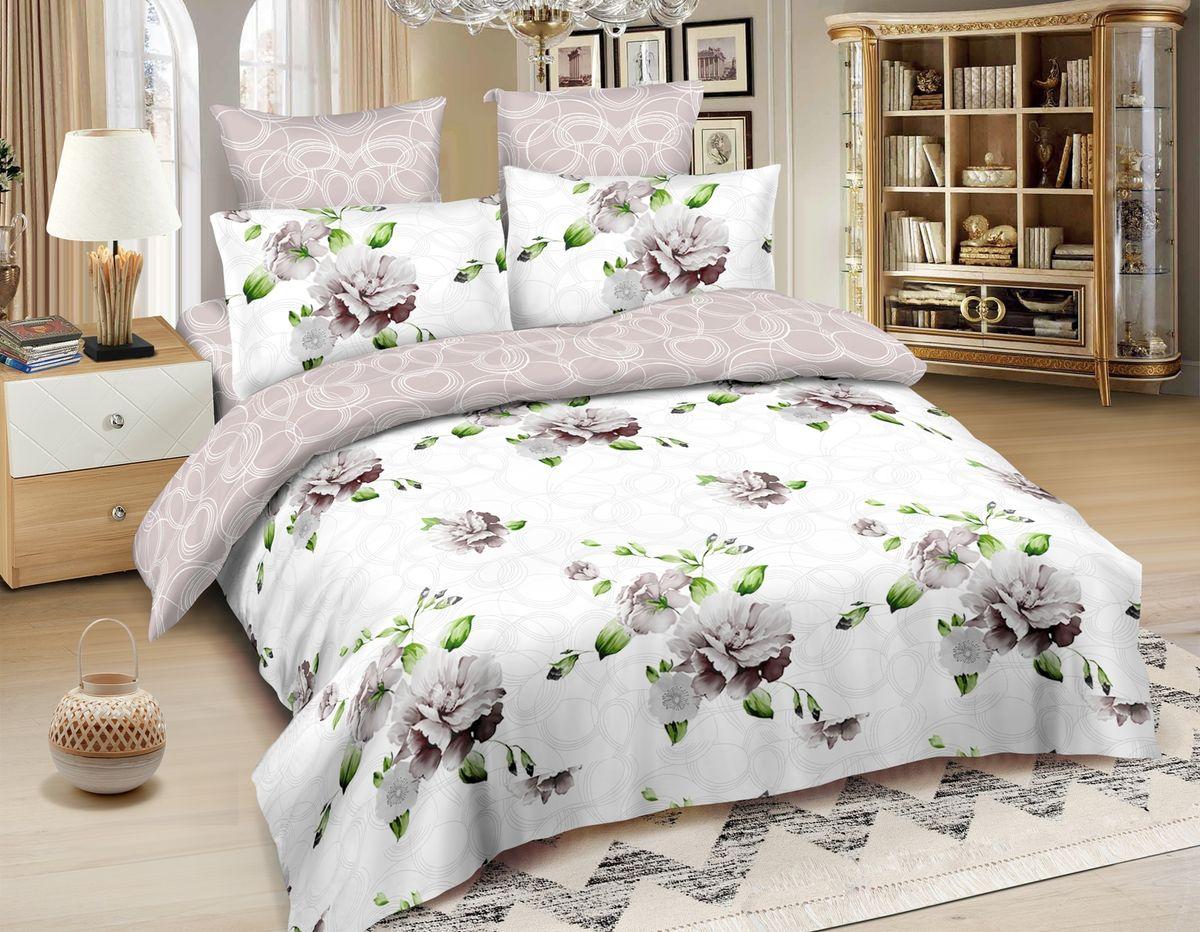 Комплект белья Amore Mio Lagos, 1,5-спальный, наволочки 70x70, цвет: бежевый90434Роскошный комплект постельного белья ТМ Amore Mio изготовленн из сатина премиального качества. Ткань гладкая, шелковистая, необычайно приятная на ощупь. Традиционный дизайн добавит в любой интерьер тепла и уюта. Постельное белье практически не мнётся, не линяет, не деформируется, легко стирается и быстро сохнет. Покупая постельное бельё Amore Mio из сатина, Вы приобретаете безупречное качество по идеальной цене!