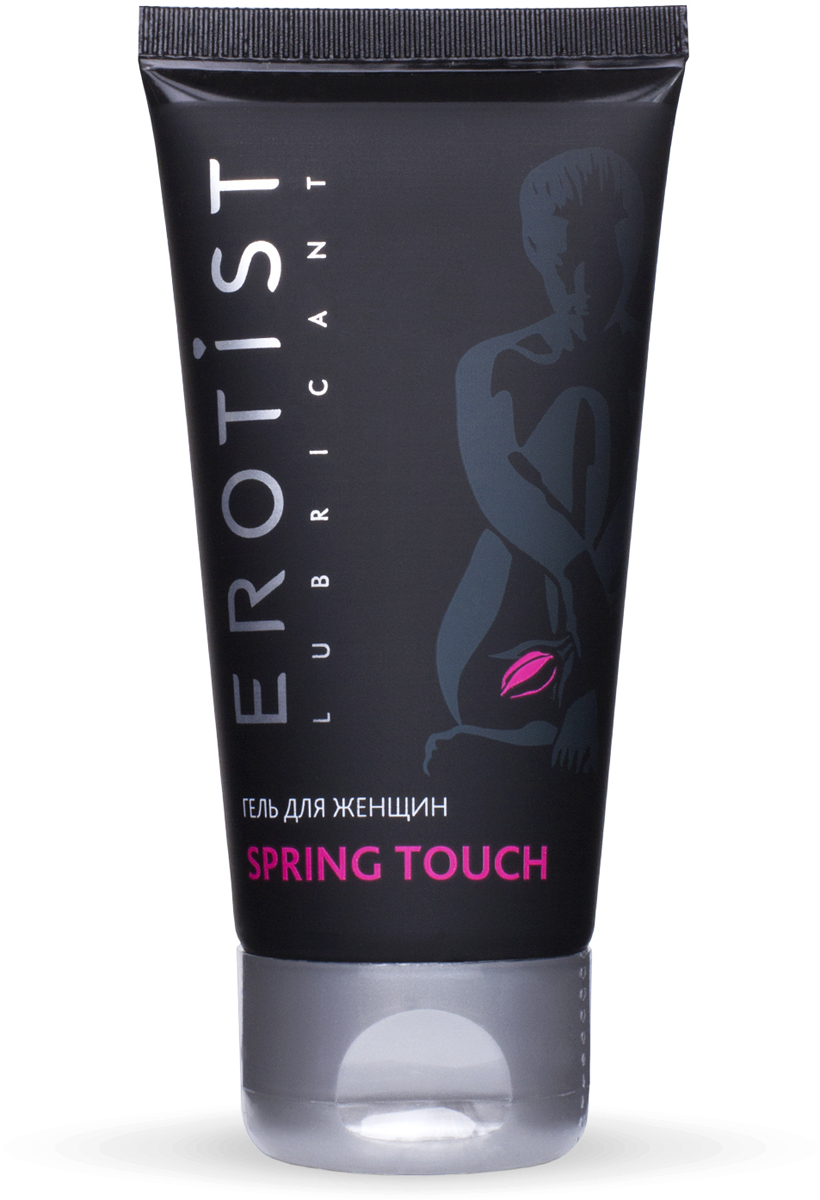 Erotist Lubricants Гель для женщин Spring Touch, 50 мл tom of finland pleasure tools cleaner 473 мл спрей для очистки игрушек