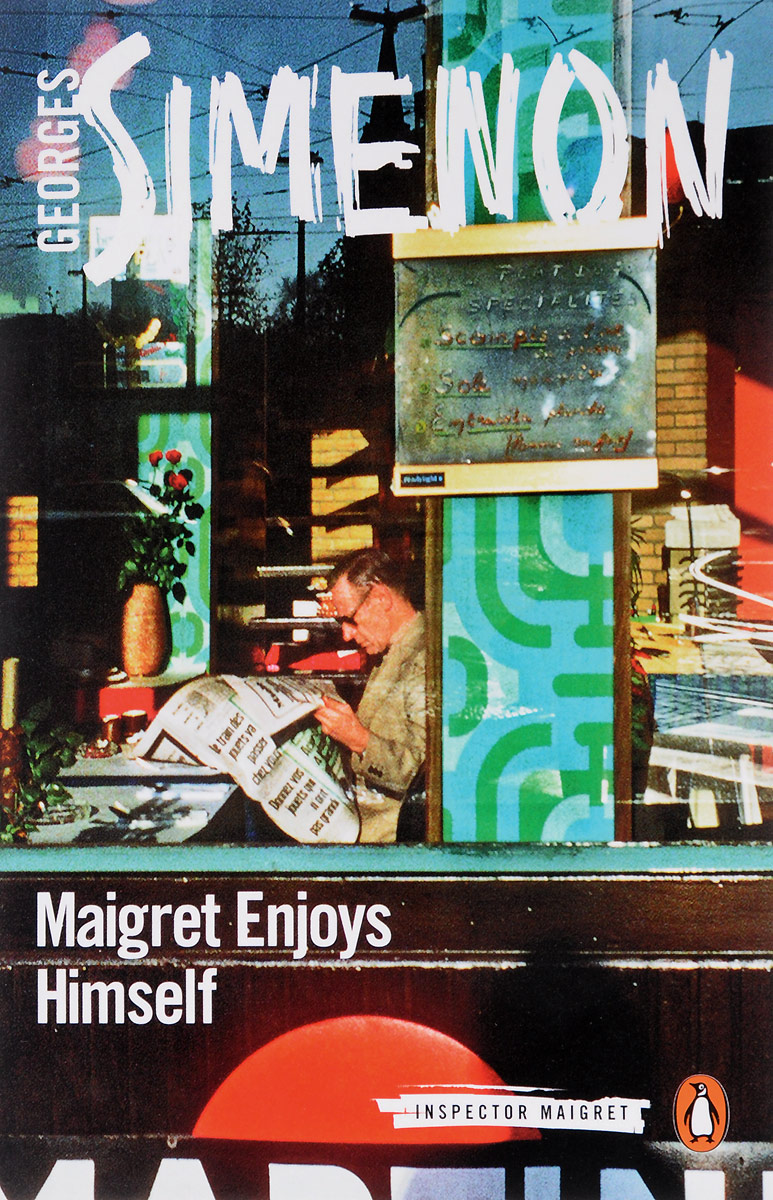 Maigret Enjoys Himself: Inspector Maigret comings and goings at parrot park