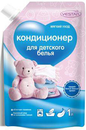 Кондиционер для детского белья Vestar, 1 л