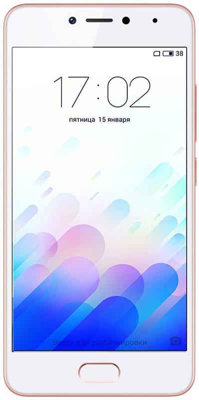 Meizu M5c 32GB, PinkM710H_32GB_PinkОтличающийся классическим элегантным стилем Meizu M5c - наследник смартфонов М-серии. Слот для двух сим-карт плотно прилегает к корпусу, не нарушая идеальную симметрию. Корпус смартфона изготовлен из высококачественного поликарбоната. Покрытие задней панели наносится методом напыления при температуре 85°C, что гарантирует ровную и прочную поверхность. Плавные изгибы созданы с помощью высокоточной инструментальной обработки. Смартфон оснащается четырехъядерным 64-битным процессором с частотой 1,3 ГГц, 2 ГБ оперативной и 32 ГБ встроенной флеш-памяти, которая позволит навсегда забыть о проблемах с нехваткой места. Новейшая технология ускорения Flyme 6, One Mind AI увеличивает мощность и интеллектуально распределяет память, обеспечивая непревзойденную производительность. Несмотря на вес в 135 грамм и корпус толщиной всего 8,3 мм, в смартфоне поместился мощный аккумулятор емкостью 3000 мАч. Кроме того, система Flyme предлагает решения для оптимизации работы аккумулятора при разных нагрузках. Благодаря этому смартфон с легкостью справится с любой, даже самой энергозатратной задачей. 8-мегапиксельный 4-элементный объектив и отличная апертура f/2.0 дополнены двухтоновой вспышкой, что позволяет делать качественные фотографии высокой четкости даже при плохом освещении. С 18 стильными фильтрами фотосъемка стала еще более творческим и увлекательным занятием как для искушенных ценителей, так и для тех, кто просто хочет сделать фото на память. 5-дюймовый HD экран, выполненный по технологии полного ламинирования, передает яркую и четкую картинку и устраняет блики. Умная защита глаз: яркость экрана меняется автоматически в зависимости от освещения. Усовершенствованная система управления цветом предлагает широкий выбор тонов, от теплого до холодного. Meizu M5c работает со всеми популярными стандартами 2G/3G/4G и позволяет без проблем переключаться между SIM-картами в один клик. Точная GPS-система в сочетании с картами от сторонних поставщиков помож