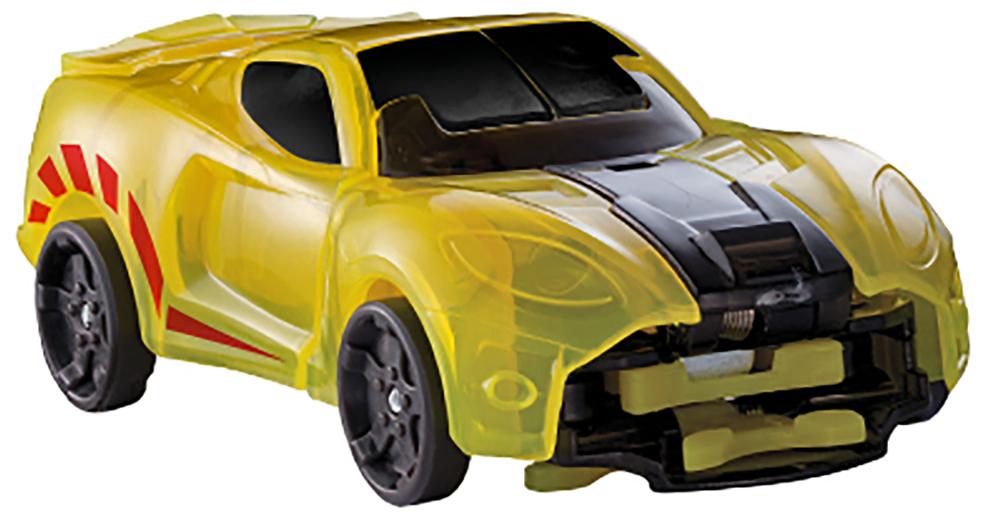 Дикие Скричеры Машинка-трансформер СпаркБаг цвет желтый все цены