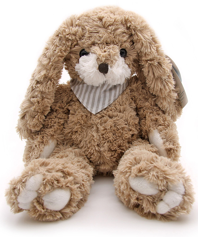 Magic Bear Toys Мягкая игрушка Заяц Габби 23 см 1 piece light brown high quality low price stuffed plush toys large size100cm teddy bear 1m big bear doll lovers birthday gift