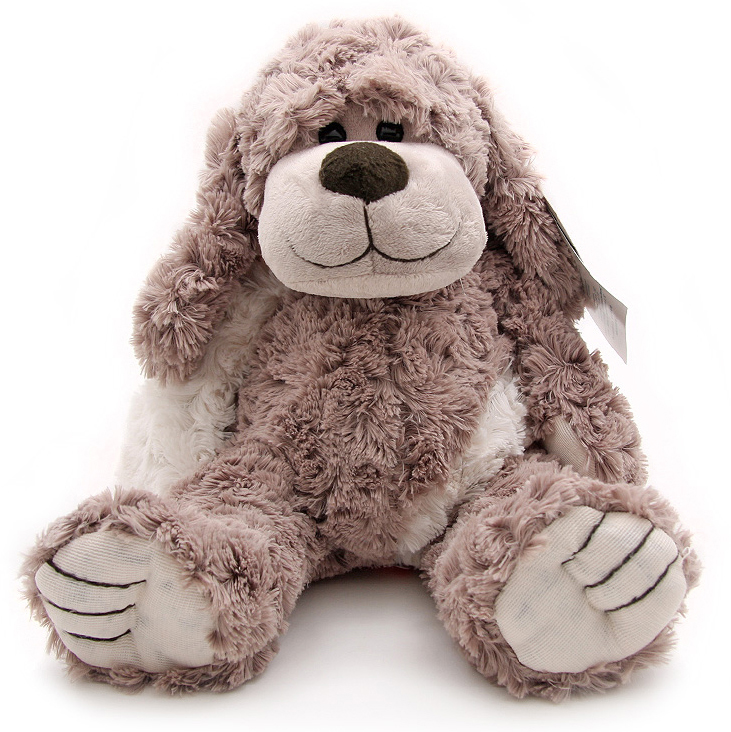 Magic Bear Toys Мягкая игрушка Собака Шэлдон 23 см fancytrader biggest in the world pluch bear toys real jumbo 134 340cm huge giant plush stuffed bear 2 sizes ft90451