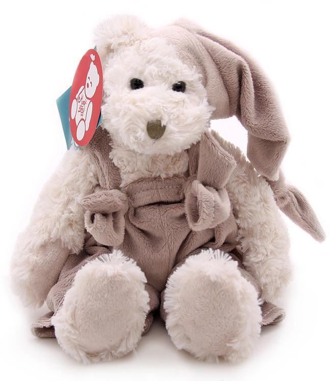 Magic Bear Toys Мягкая игрушка Мишка Картер в шапке 25 см мишка тед из фильма третий лишний