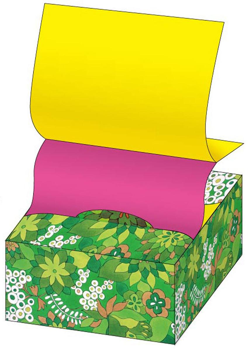 Stickn Блок неоновый самоклеящийся цвет желтый розовый 76 x 76 мм 200 листов 21426822734Самоклеящиеся листочки привлекают к себе внимание и удобны для заметок, объявлений и других коротких сообщений. Легко крепятся к любой поверхности, не оставляют следов после отклеивания.Особая технология Pop-up - максимальное удобство, при использовании одного листочка, другой подается автоматически.