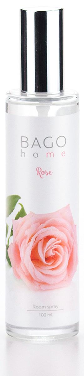 Спрей ароматический BAGO home Роза, 100 млBGH0404Спрей ароматический для дома Роза 100 мл. Ароматы BAGO home разработаны ведущими парфюмерными домами Европы. В производстве использованы передовые технологии. Уникальная рецептура на основе компонентов растительного происхождения.