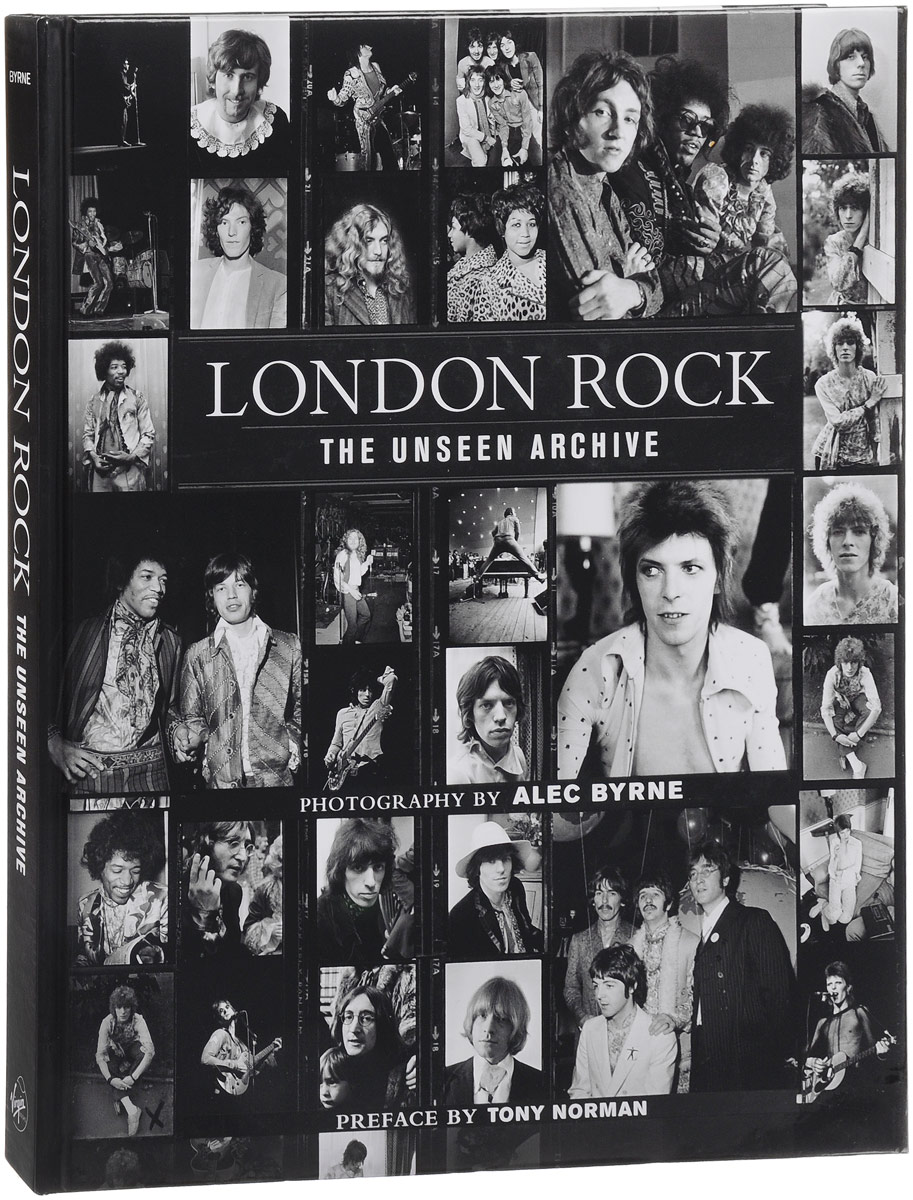 London Rock. The Unseen Archive the hill and the rock