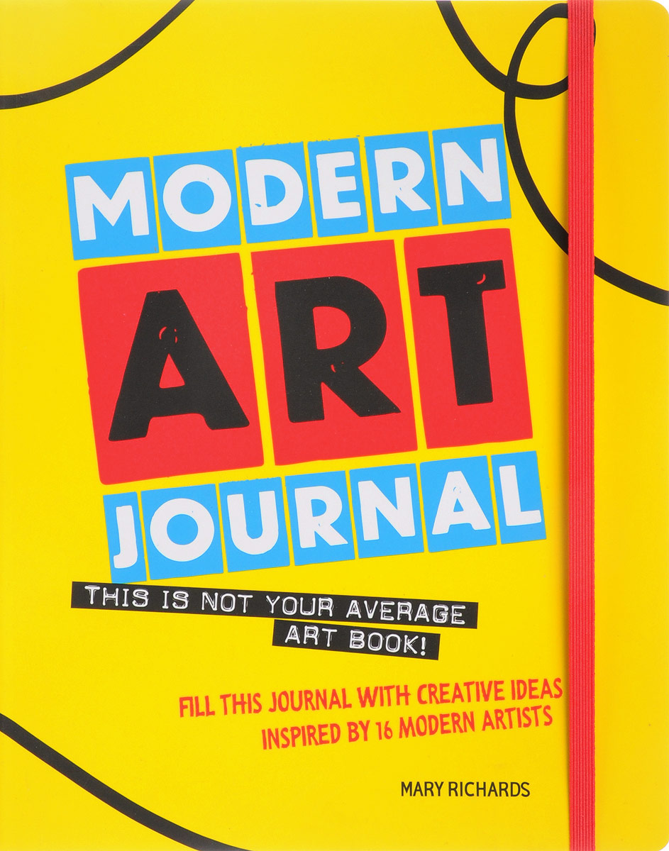 Modern Art Journal wieco art modern 100