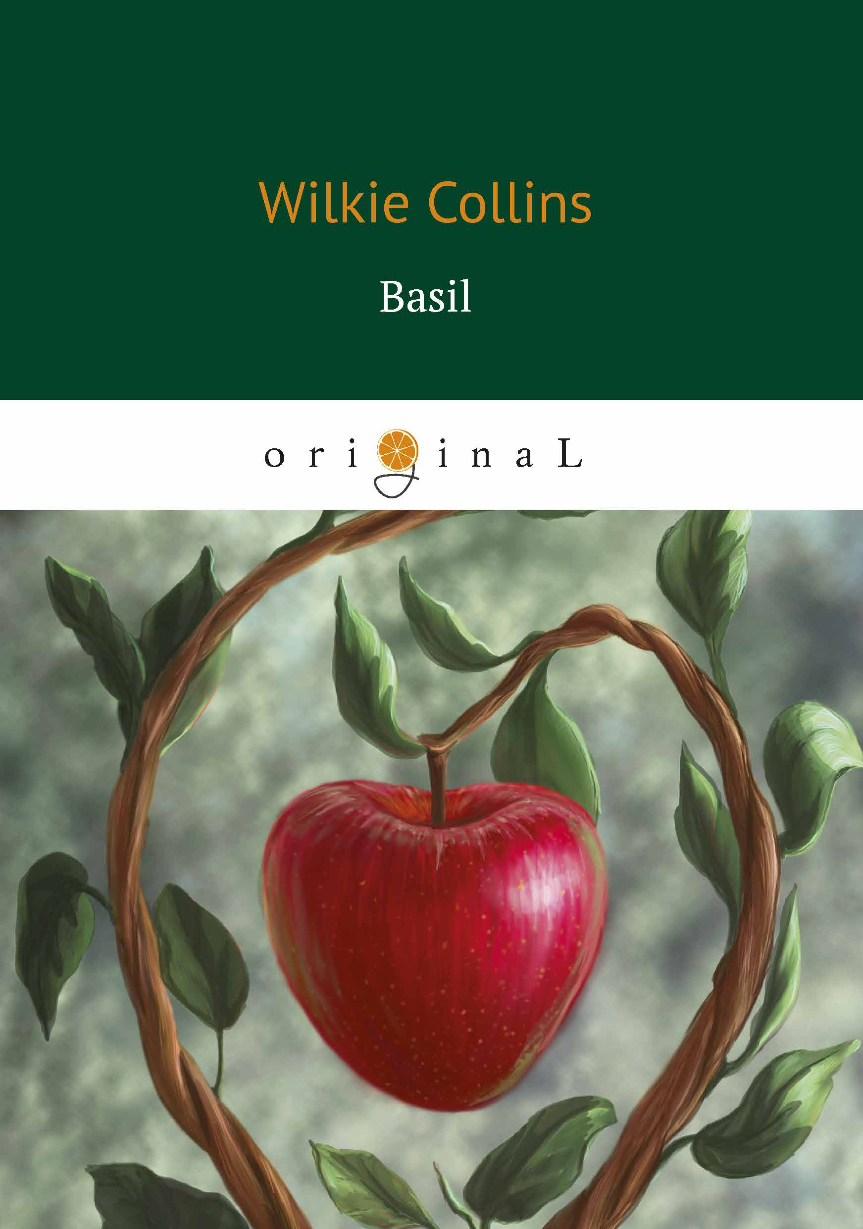 Wilkie Collins Basil / Василий collins essential chinese dictionary