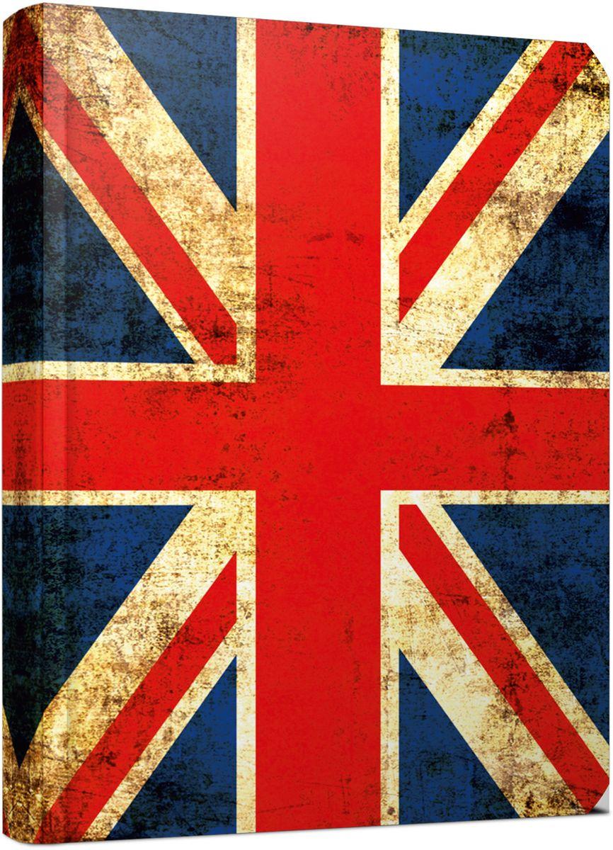 Попурри Блокнот Британский флаг 80 листов4810764002785Блокнот Попурри - компактное и практичное изделие, предназначенное для различных записей и заметок. Обложка выполнена из плотного картона. Внутренний блок содержит 80 листов.Такой аксессуар прекрасно подойдет для фиксации повседневных дел.