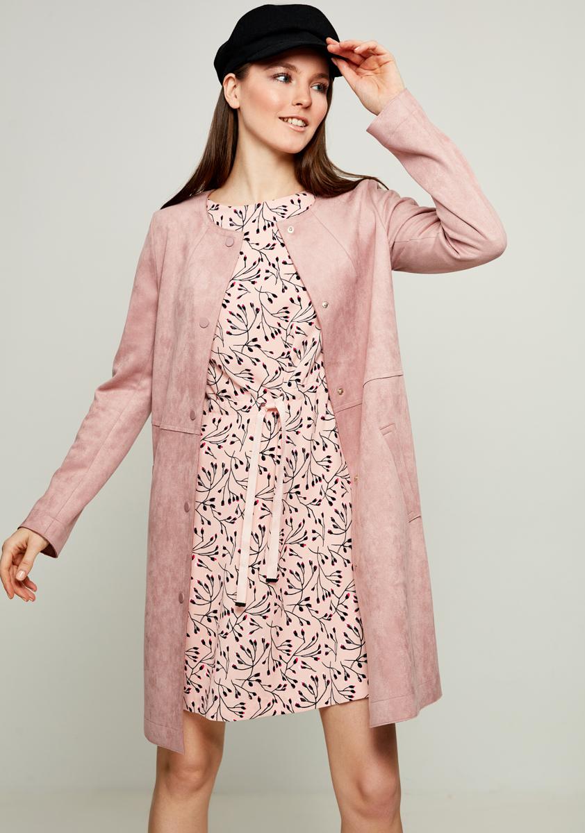 Платье Zarina, цвет: розовый. 8123042542051. Размер 468123042542051