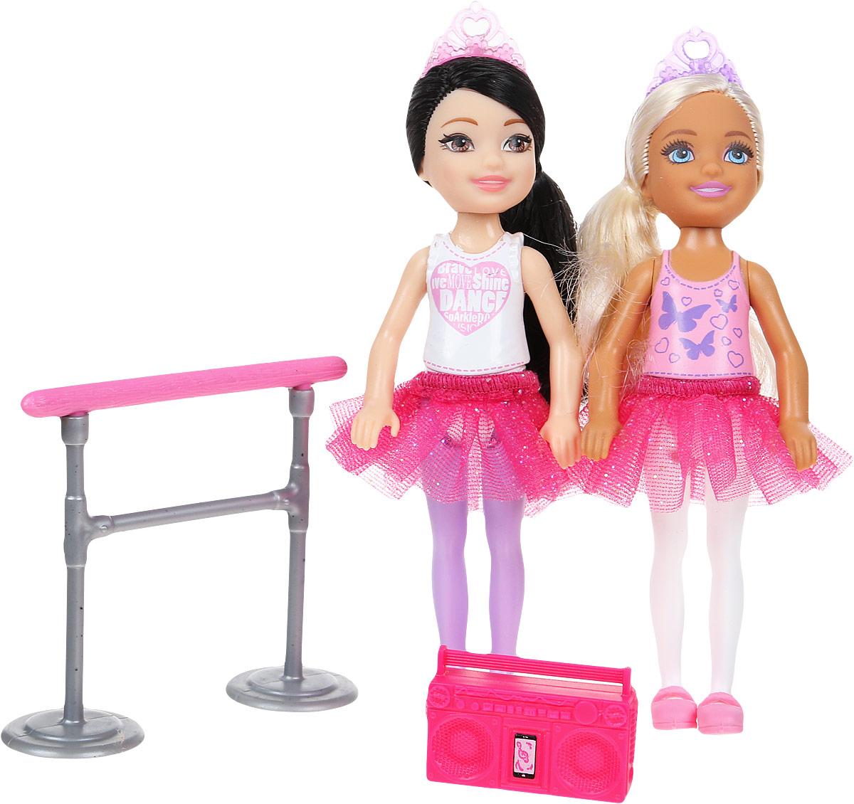 Barbie Кукла Челси 2 шт FHK96_FHK98 аксессуары для микрофонов радио и конференц систем invotone mpf100