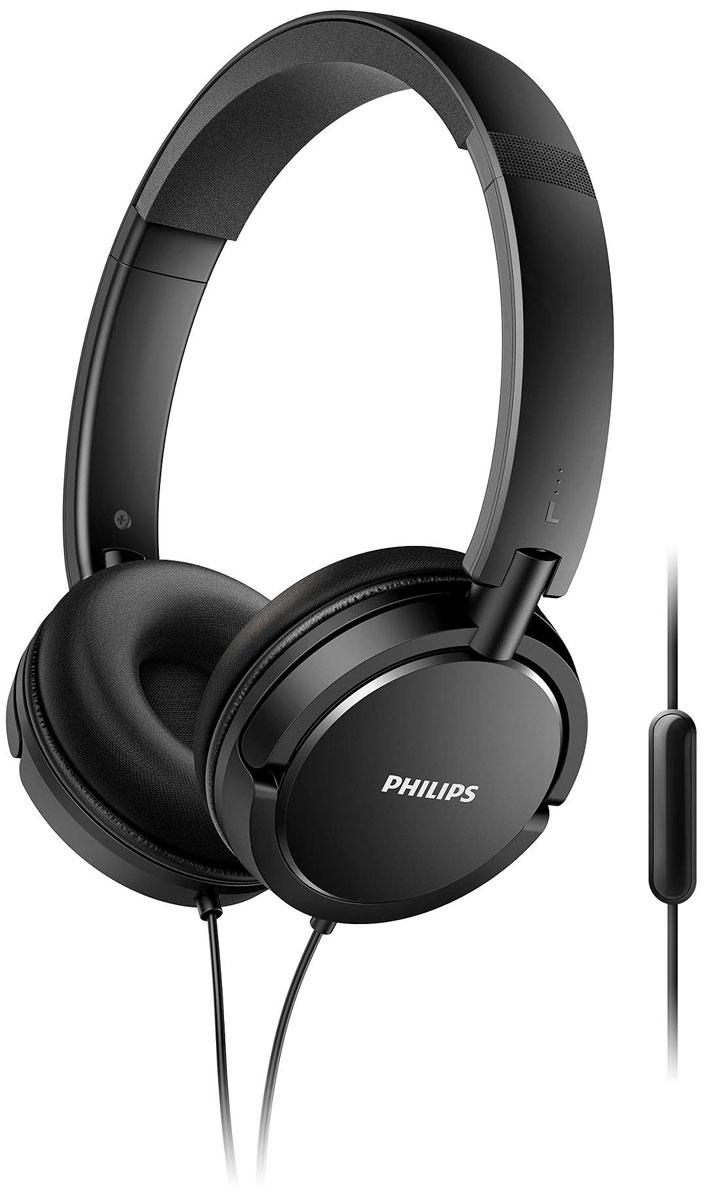 Philips SHL5005, Black наушники