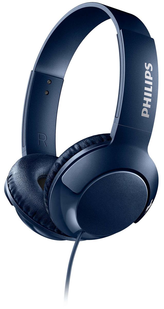 Philips SHL3070 Bass+, Blue наушникиSHL3070BL/00Наушники Philips BASS+ воспроизводят музыку с превосходными насыщенными басами. Глубокие, мощные низкиечастоты в сочетании с изящным и стильным корпусом - эти наушники созданы для любителей мощных басов,которые ценят компактность.Элегантный дизайн, специально настроенные излучатели и басовые отверстия, которые воспроизводят дажесверхнизкие частоты, - вот секрет фирменного звучания наушников BASS+.Благодаря плоской складной конструкции наушники BASS+ удобно хранить и брать с собой в поездки.Мягкие дышащие амбушюры обеспечивают комфорт даже при долгом прослушивании.Благодаря закрытому акустическому оформлению наушники BASS+ блокируют внешние шумы и обеспечиваютотличную звукоизоляцию для высокого качества звучания.