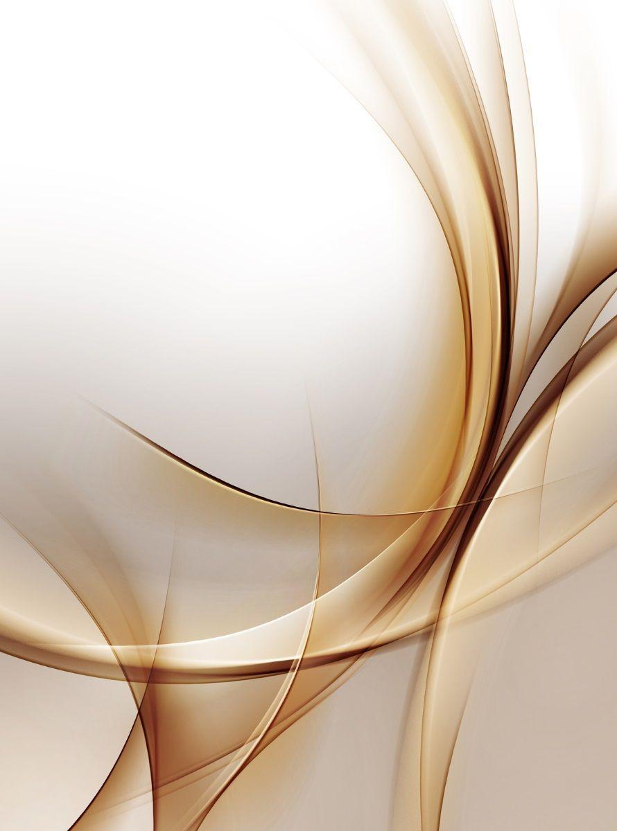 Фотообои флизелиновые Московская обойная фабрика Бежевая абстракция, 200 х 270 см