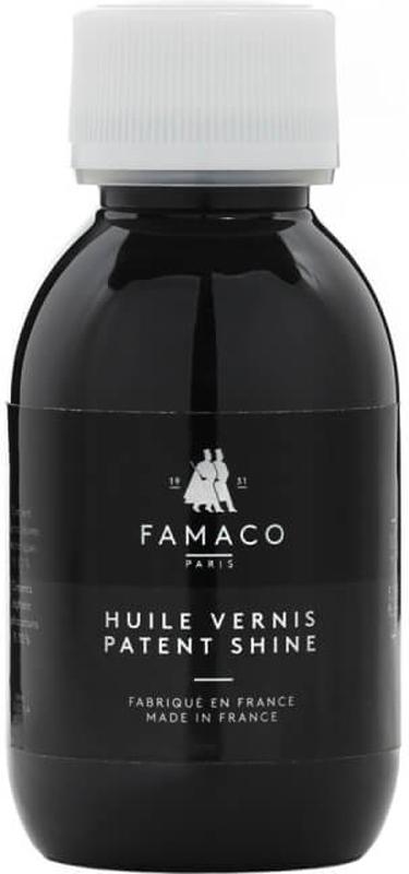 Кондиционер для лакированной кожи Famaco, цвет: черный, 100 мл цены онлайн