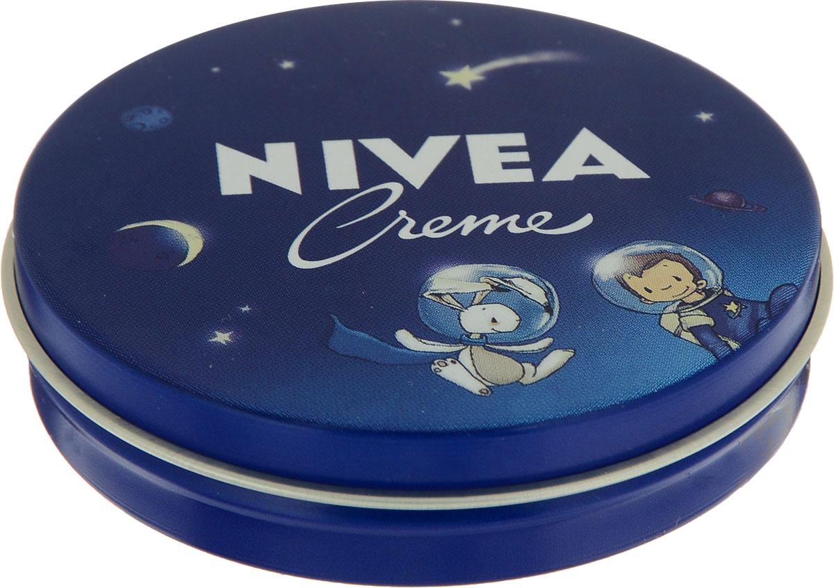 NIVEA Крем для ухода за кожей 30 мл10011105NIVEA Creme - универсальный увлажняющий крем. Благодаря уникальной формуле с эвцеритом, пантенолом и глицерином, крем прекрасно увлажняет, питает и бережно ухаживает за кожей тела, особенно за ее сухими участками. NIVEA Creme не содержит консервантов и поэтому подходит даже для нежной детской кожи. Продукт одобрен дерматологами.Товар сертифицирован.Уважаемые клиенты! Обращаем ваше внимание на то, что упаковка может иметь несколько видов дизайна. Поставка осуществляется в зависимости от наличия на складе.