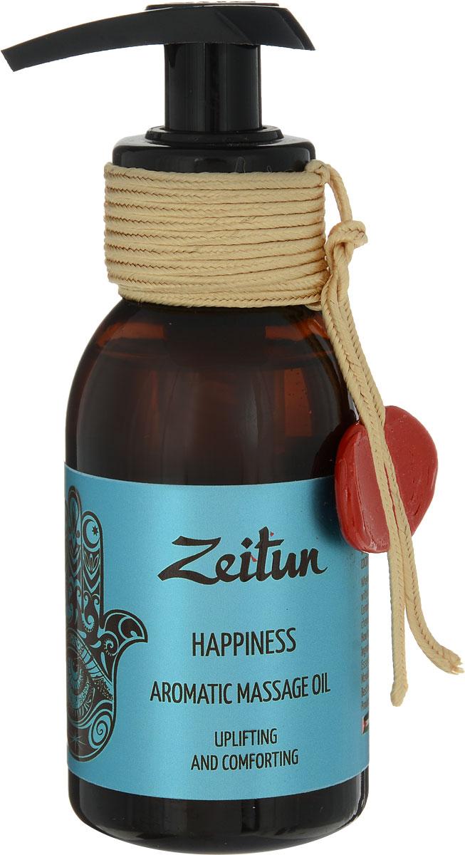 Зейтун Ароматическое массажное масло Счастье какао, мускатный орех, ваниль, 100 млZ4408Обожаемые нами сладости делают наш мир лучше, добрее, счастливее, и главный здесь не вкус, а именно аромат! Благоухающее масло для массажа Счастье - это самый быстрый и приятный способ зарядиться эндорфинами для прекрасного настроения и не сходящей с лица улыбки. В основе ароматерапевтической композиции - главные стимуляторы гормонов счастья - эфирные масла какао, ванили и мускатного ореха. Уже через пару секунд взаимодействия с ними вы начнете ощущать безграничную радость и удовлетворение жизнью. Массаж с этими компонентами можно проводить в любое время для поддержания тонуса тела и позитивного настроя. Чтобы кожа была так же счастлива, как и ваш разум, в основу средства положена база из питательных и омолаживающих масел, которые отлично впитываются, не оставляя на поверхности кожи липкой пленки. Массажное средство содержит улучшающее структурные и эстетические качества кожи масло жожоба, тонизирующее и пробуждающее масло кофе и богатое Омега-жирными кислотами оливковое.Как ухаживать за ногтями: советы эксперта. Статья OZON Гид