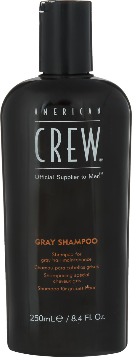 American Crew Шампунь для седых волос Classic Gray Shampoo 250 мл шампунь american crew precision blend shampoo