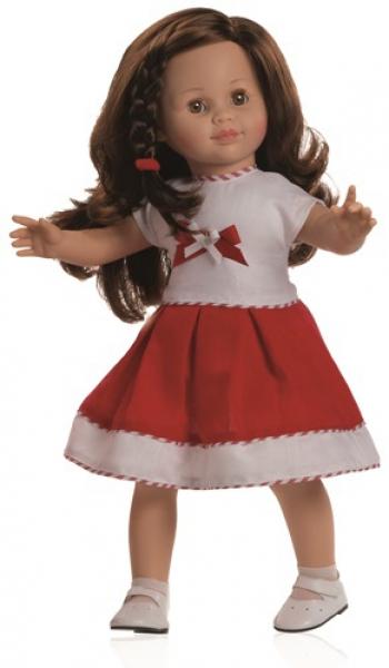 Paola Reina Кукла Вики куклы и одежда для кукол paola reina кукла вирджи 36 см