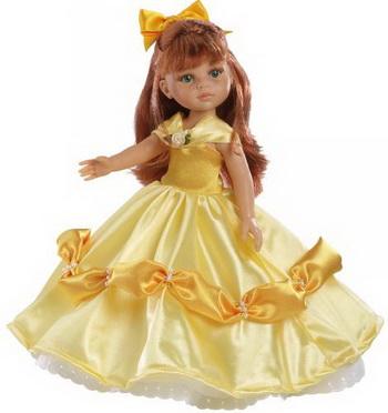 Paola Reina Кукла Кристи принцесса куклы и одежда для кукол paola reina кукла вирджи 36 см