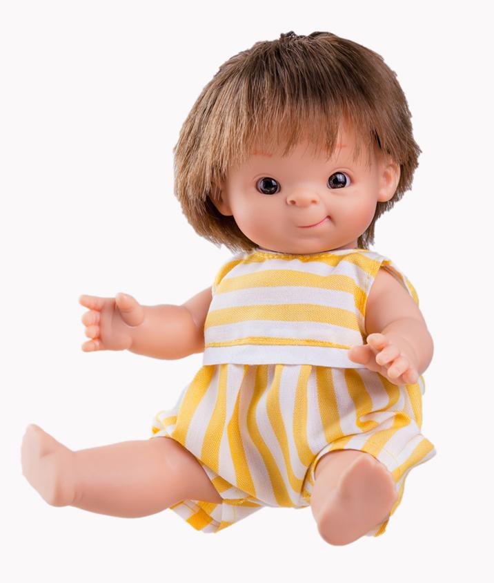 Paola Reina Пупс Феликс 21 см paola reina кукла кэрол 32 см paola reina
