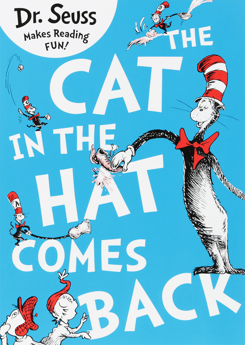 Cat in the Hat Comes Back cat in the hat el gato ensombr