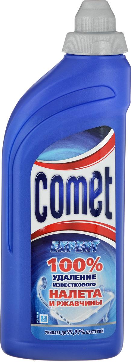Гель чистящий Comet, для ванной комнаты, 500 мл гель чистящий comet лимон 500 мл
