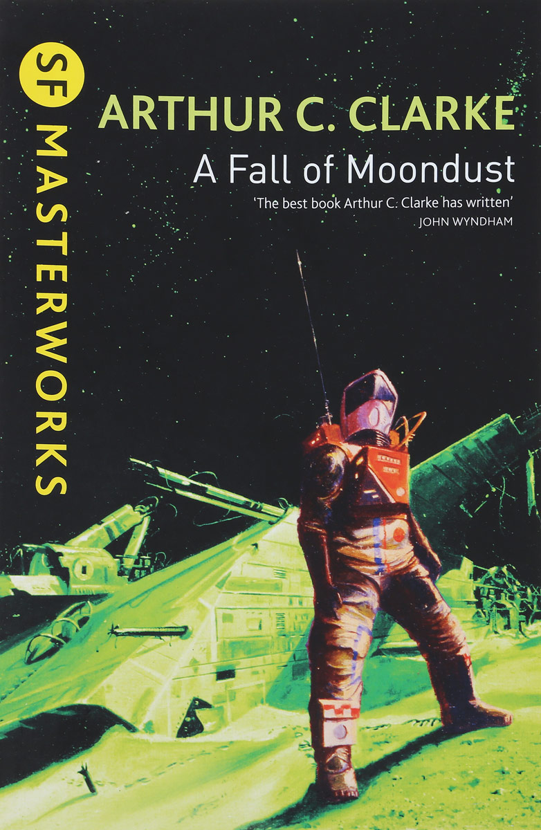 A Fall of Moondust verne j from the earth to the moon and round the moon с земли на луну прямым путем за 97 часов 20 минут на английском языке