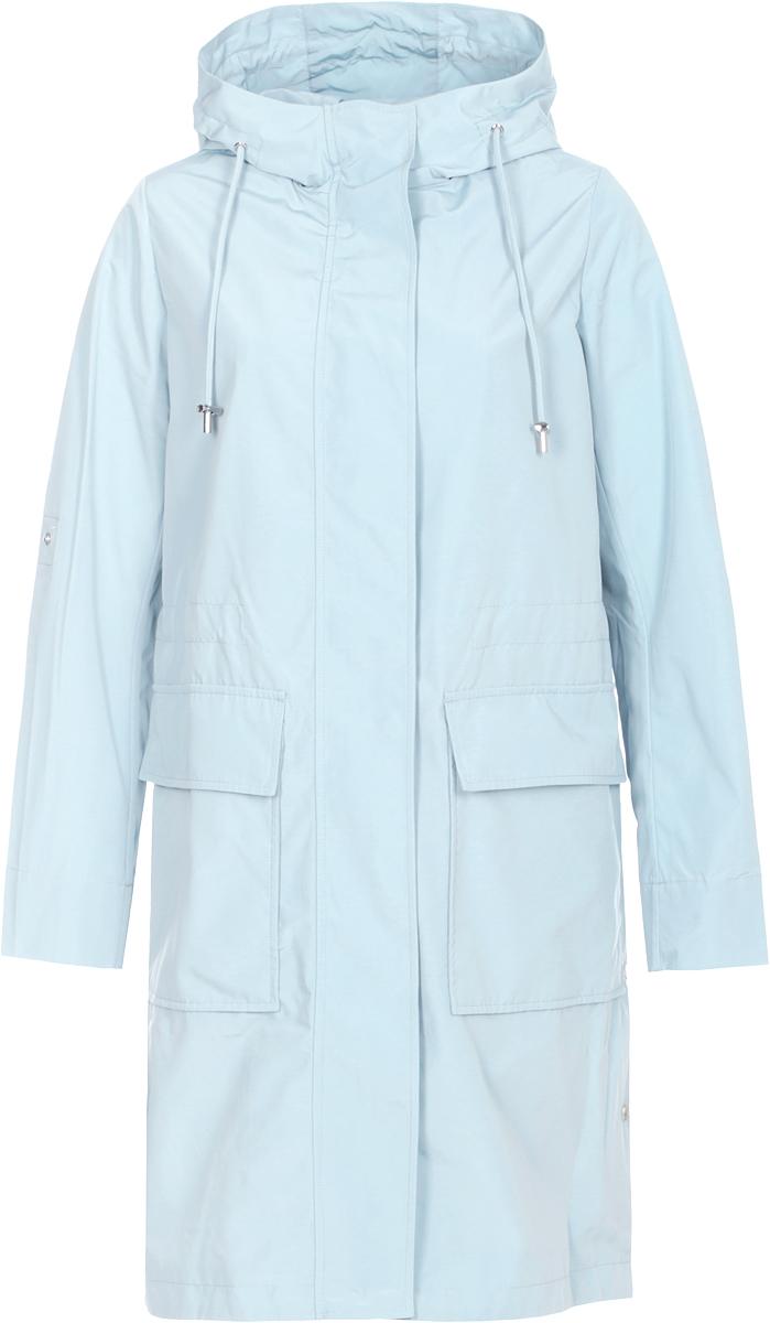 Купить Куртка женская Malinardi, цвет: голубой. MR18C-W8125. Размер L (46)