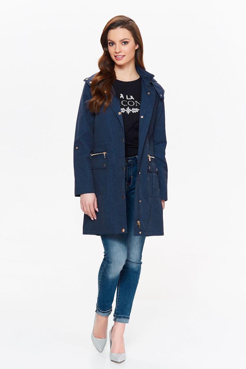 Куртка женская Top secret, цвет: темно-синий. SKU0855GR. Размер 36 (44)SKU0855GR