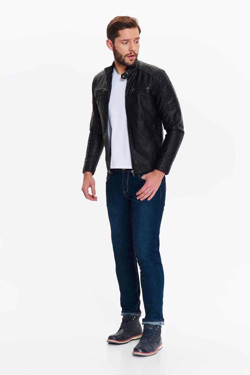 Куртка мужская Top secret, цвет: черный. SKU0863CA. Размер M (46)SKU0863CA