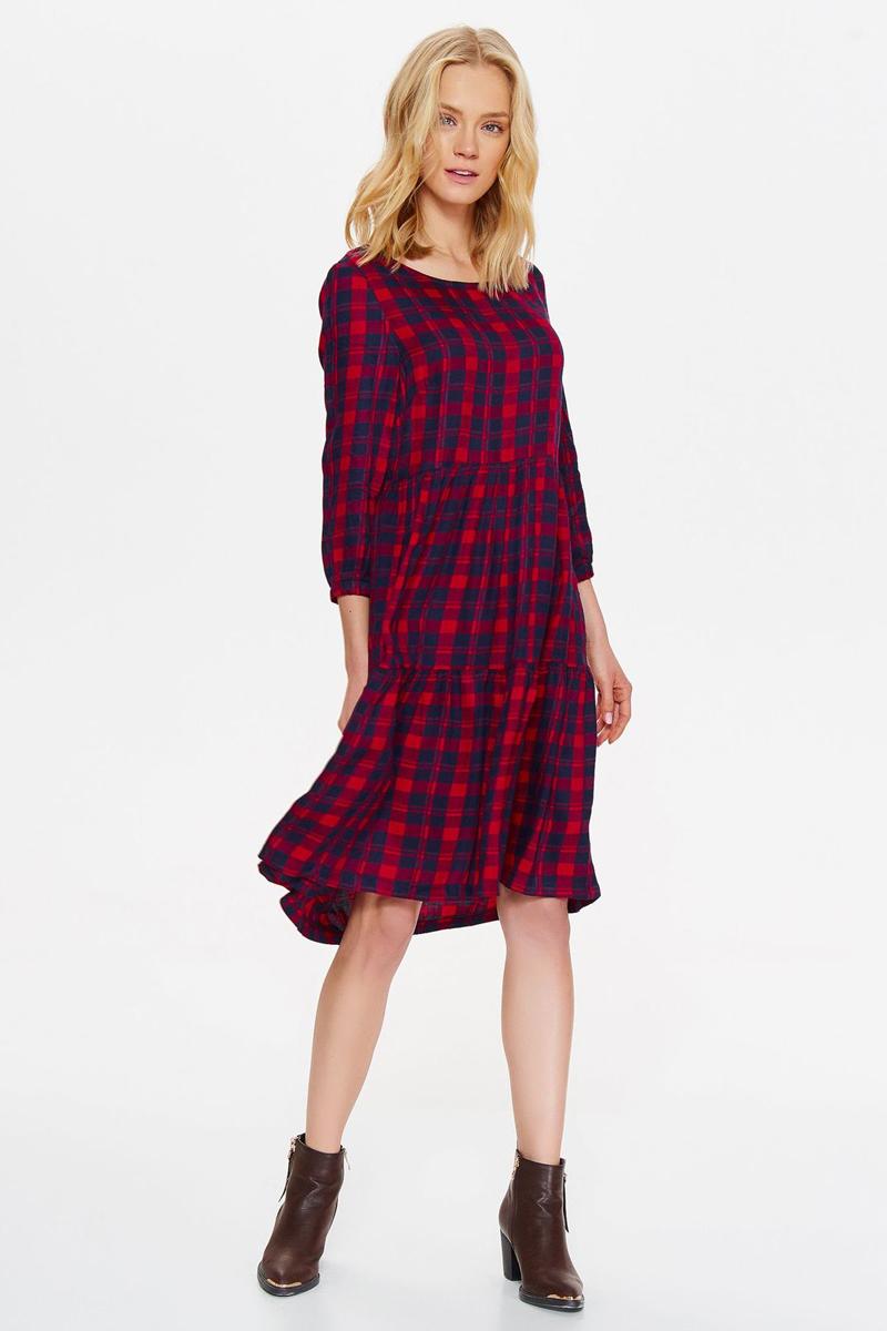 Платье Top secret, цвет: красный. SSU2058CE. Размер 38 (46)SSU2058CE