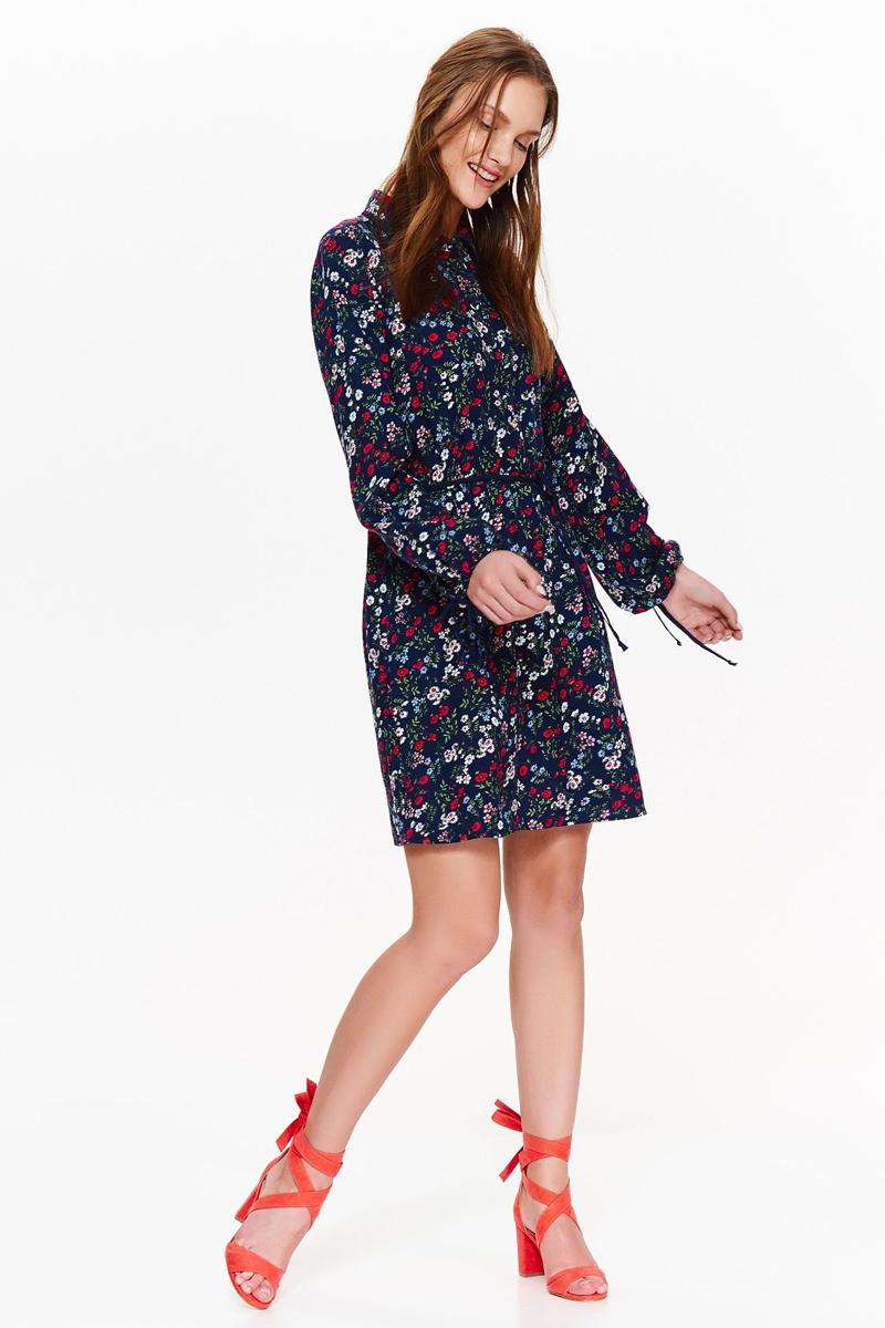 Платье Top secret, цвет: темно-синий. SSU2035GR. Размер 36 (44)SSU2035GR