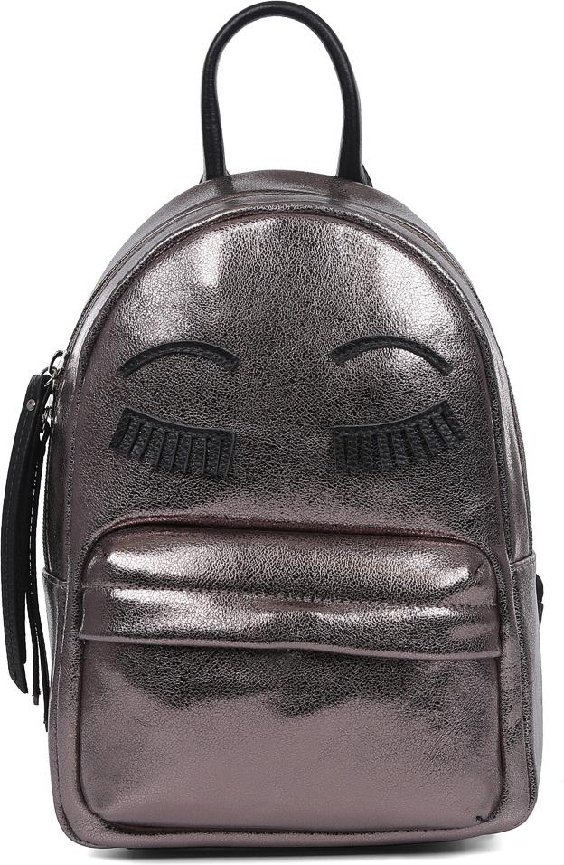 Рюкзак женский Fabretti, цвет: бронзовый. 15859C3-W4-046/018 сотовый